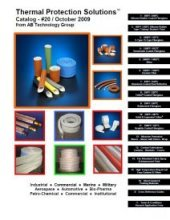 High Temperature Protection Materials Catalog